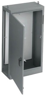 BL-ENC MFD723918-12FS NEMA-12 MOD FREE-STANDING DOUBLE-DOOR ENCLOSURE 72-INCH X 39-INCH X 18-INCH