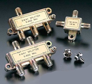 Video Cable Splitter