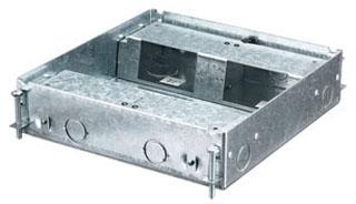 Recessed Floor Box