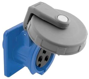 Pin and Sleeve Receptacle