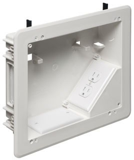Low Voltage Outlet Box