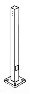 Area Lighting Pole