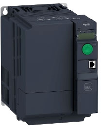 SQD ATV320U55N4B ATV320 BOOK DRIVE IP20 -7.5HP-400/480V 3PH