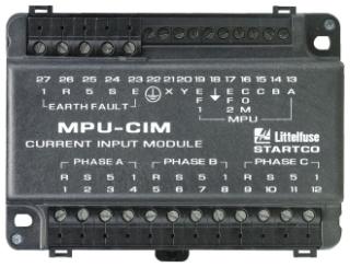 L-FUSE MPU-CIM-00-00 MPU/FPU CURRENT INPUT MODULE