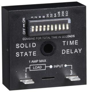 L-FUSE TDU3003A SOLID STATE TIMER