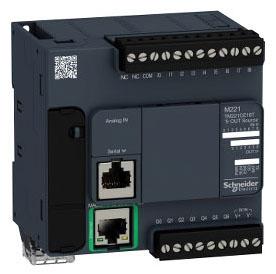 SQD TM221CE16T M221-16IO TR.PNP ETHERNET