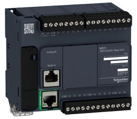 SQD TM221CE24R M221-24IO RELAY ETHERNET