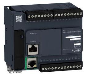 SQD TM221CE24T M221-24IO TR. PNP ETHERNET