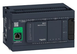 SQD TM241CE24R M241-24IO RELAY ETHERNET