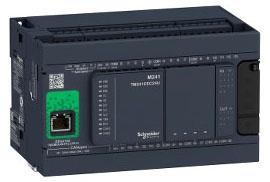 SQD TM241CEC24R M241-24IO RELAY ETHERNET CAN MASTER