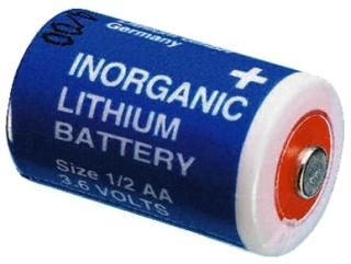 Logic Controller Removable Backup Battery