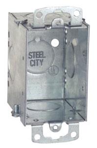 Metallic Switch Box