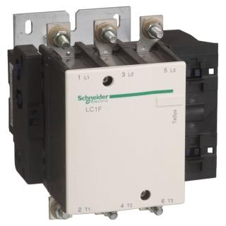 SQD LC1F330 CONTACTOR 600-VAC 330-AMP IEC PLUS OPTIONS