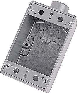 Weatherproof Device Box