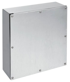 Gasketed Screw Cover Enclosure