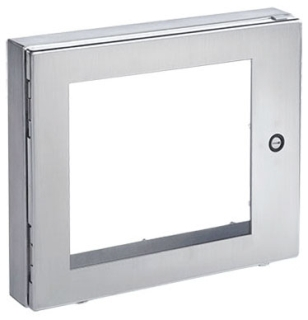 Enclosure Deep Hinged Window Kit