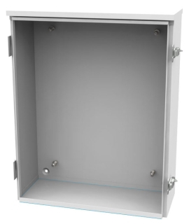 Hinged Cover Telephone Cabinet