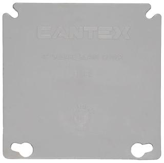 Non-Metallic Square Box Blank Cover
