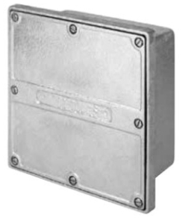 CAST IRON JUNCTION BOX CS CVR