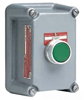 KIL FXCS-OB2-LO STOP BUTTON AND LOCKOUT SEALED WITH COVER