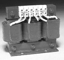 SQD RL00801 LINE REACTOR 208/230V .5-1 HP