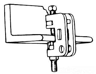 STC E231-3/8 BEAM CLAMP