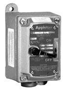 APP EDS21102 1G 3/4 FS CVR SW