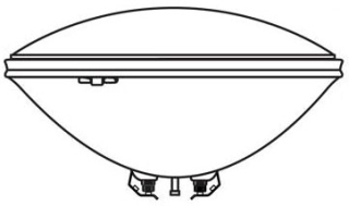G 200PAR-30 30V PAR56 SCR TERM LMP PRO# 20122