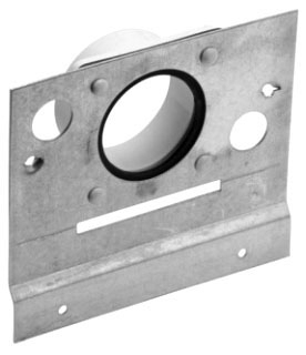 INLET MOUNTING PLATE