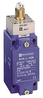 SQD XCLJ567H29 LIMIT SWITCH 240VAC +OPTIONS