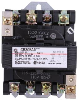 GE CR305C004 480V NEMA 1