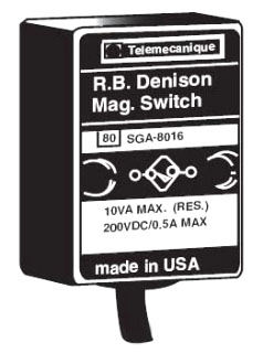 SQD SGA8182L05 MAGNET SWITCH