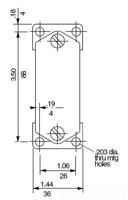 SQD SG08026 MAGNET SWITCH