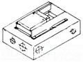 GE DAACBN132A 225A CBL TAP BOX FTG