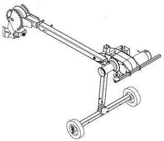 GRE UT4-22 9A 220VAC CBL PULL SYS