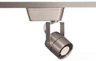 WAC LHT-809LED-BK LOW VOLTAGE TRACK HEAD WITH LED MR16