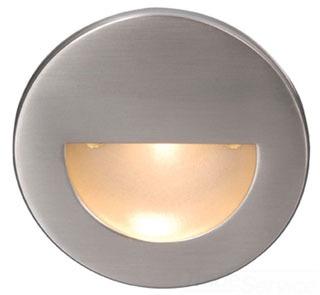 WAC WL-LED300-C-BN ROUNBD STEP LIGHT