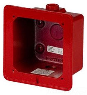EDW 2459-WPB-W WHT WP BACK BOX