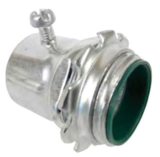 AFC SCI50 SCI50 1/2IN EMT S/S STEEL CONNECTOR WITH INSULATED
