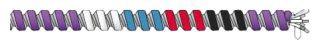 MC123RQUICK LITE BLK-RED-WHT AFC 3105-60-00 12-3MC- LITE QUICK (MCAP) 1000FT REEL