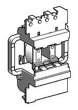 SQD LX1D8T7 CONTACTOR COIL 480VAC