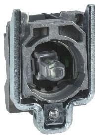 SQD ZB4BW0B55 24VAC/DC YELLOW NO-NC CONTACT LIGHT MODULE