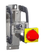 SQD LU9APN22 RED/YELLOW THUR DOOR OPERATOR