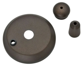 CAS 99130 CAP AND FINIAL PACK MAIDEN BRONZE USE WITH 99023