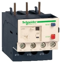 SQD LRD21 BIMETALLIC OVERLOAD RELAY IEC +OPTION