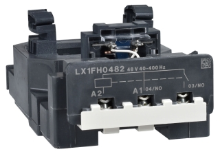 SQD LX1FH1272 CONTACTOR COIL 127VAC