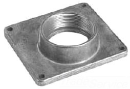 "1"" Type 3R Plate Type Hub For DG, DH, DT Through 100A"