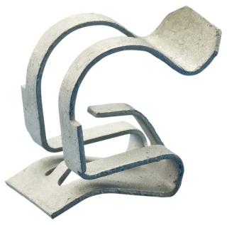 MC/AC cable to metal stud*