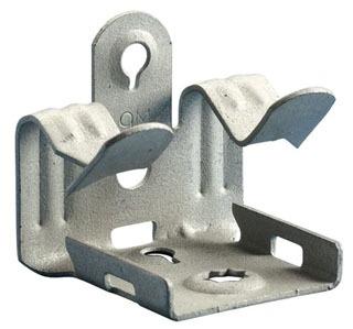 """Hammer-On Flange Clip5/16"""" - 1/2"""" flange*"""