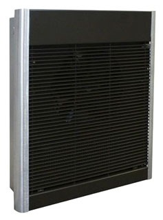 4,000/2,000W @ 208V Architectural Wall Heater,
